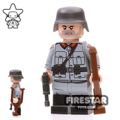 Custom Design Mini Figure - Collateral Carl