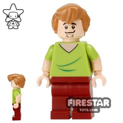 LEGO Scooby-Doo Figure - Shaggy
