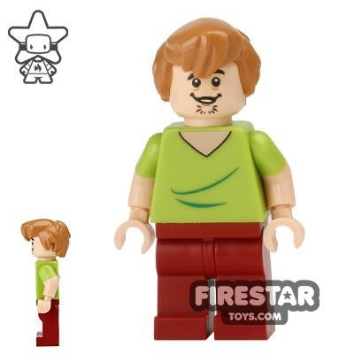 LEGO Scooby-Doo Figure - Shaggy - Open Grin