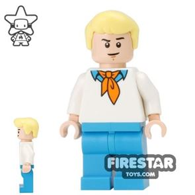 LEGO Scooby-Doo Figure - Fred