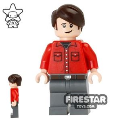 LEGO Ideas - The Big Bang Theory - Howard Wolowitz