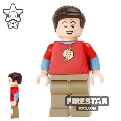 LEGO Ideas - The Big Bang Theory - Sheldon Cooper