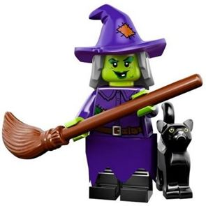 LEGO Minifigures - Witch