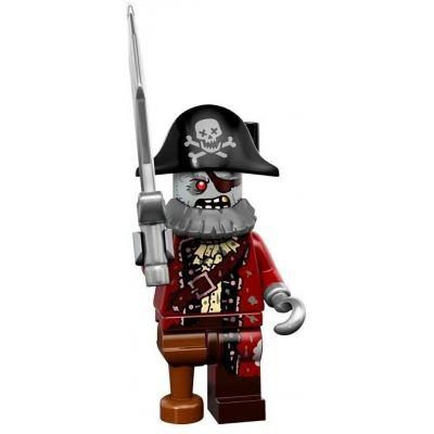 LEGO Minifigures - Zombie Pirate