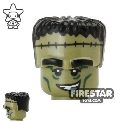 LEGO Mini Figure Heads - Grinning Monster