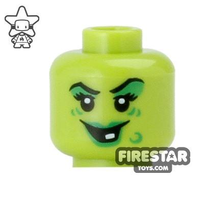 LEGO Minifigure Heads Crazy Witch