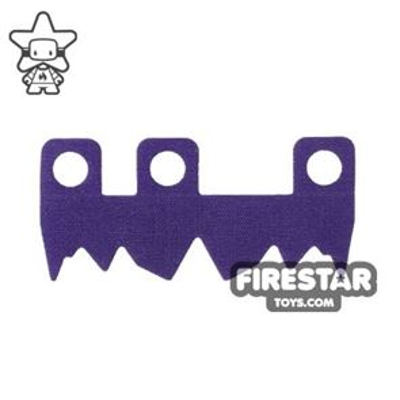 LEGO - Fringed Skirt - Dark Purple