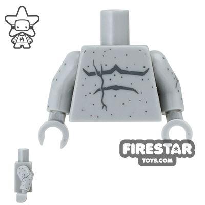 LEGO Mini Figure Torso - Gargoyle