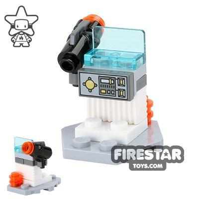 Custom Mini Set - Star Wars - Hoth Command Post