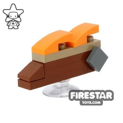 Custom Mini Set - Star Wars - Jabba's Sail Barge