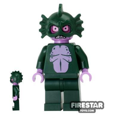 LEGO Scooby-Doo Figure - Swamp Monster / Mr Brown
