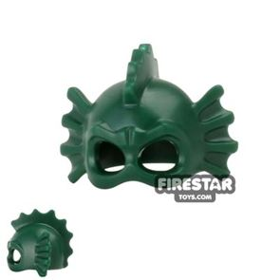 LEGO - Swamp Creature Helmet - Dark Green