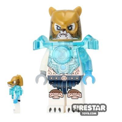 LEGO Legends of Chima Mini Figure - Icebite