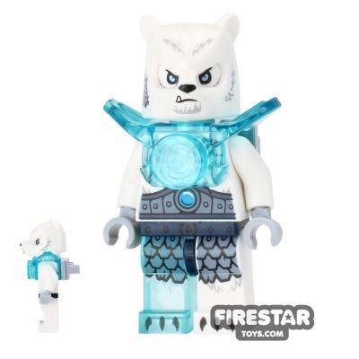 LEGO Legends of Chima Mini Figure - Icepaw