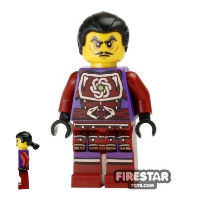 LEGO Ninjago Mini Figure - Clause