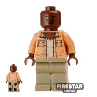 LEGO Jurassic World Figure - Barry