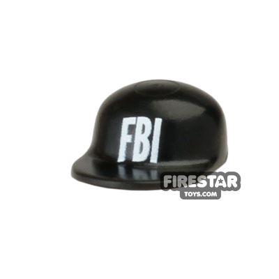 Custom Design Headgear - FBI Agent Cap