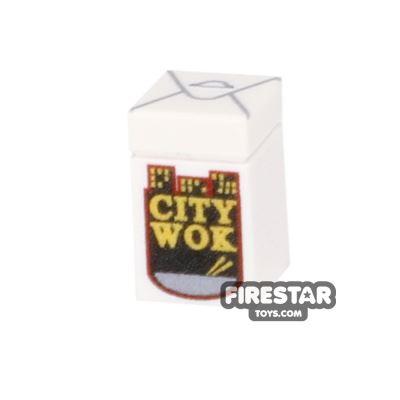 Custom Design - City Wok Takeaway