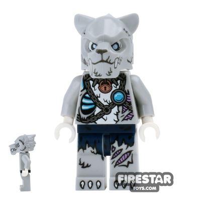 LEGO Legends of Chima Mini Figure - Sykor