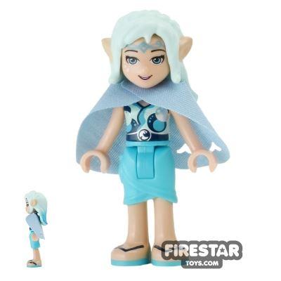 LEGO Elves Mini Figure - Naida Riverheart with Cape
