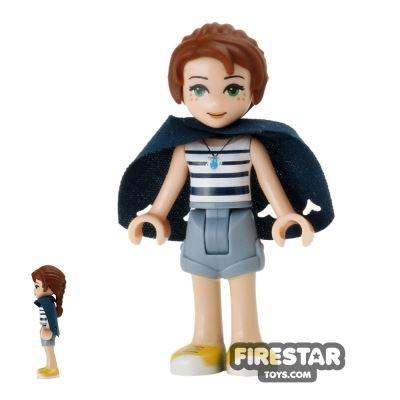LEGO Elves Mini Figure - Emily Jones with Cape