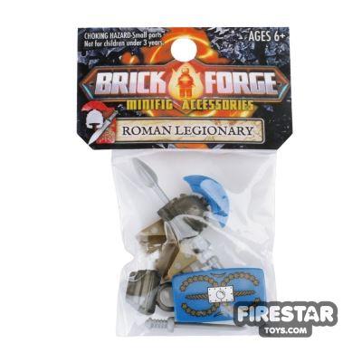 BrickForge Accessory Pack - Roman Legionary - Auxillary