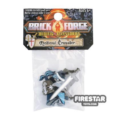 BrickForge Accessory Pack - Crusader - Crownie Knight