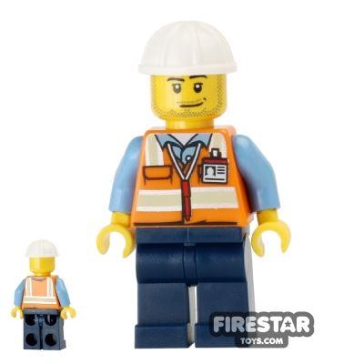 LEGO City Mini Figure - Space Engineer