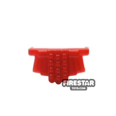 BrickWarriors - Roman Skirt - Dark Red