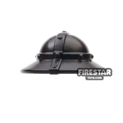 BrickWarriors - Kettle Helm - Black