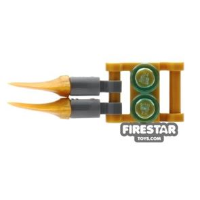 LEGO - Ninjago Gold Claw Blade