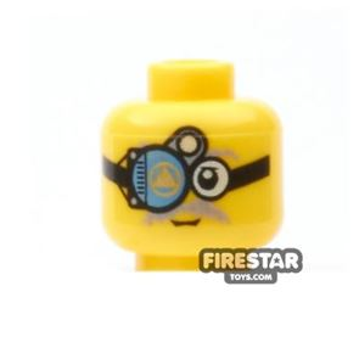 LEGO Mini Figure Heads - Viewing Apparatus