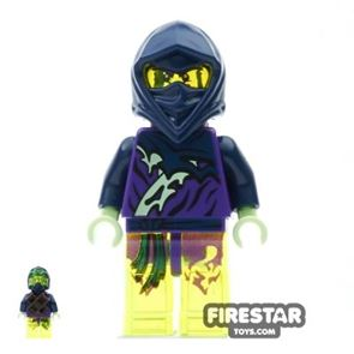 LEGO Ninjago Mini Figure - Ghost Warrior Yokai
