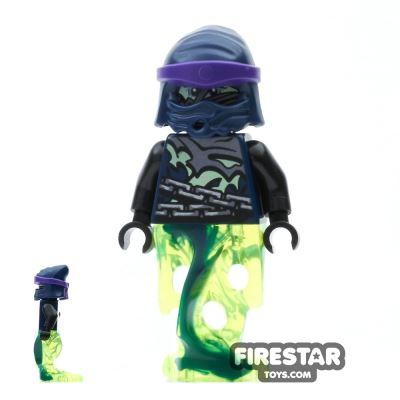 LEGO Ninjago Mini Figure - Chain Master Wrayth