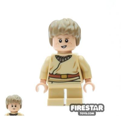 LEGO Star Wars Mini Figure - Anakin Skywalker - Detailed Shirt