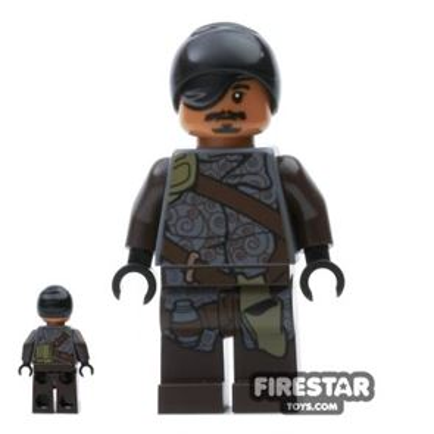 LEGO Star Wars Mini Figure - Kanjiklub Gang Member