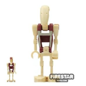 LEGO Star Wars Mini Figure - Battle Droid Security with Straight Arm