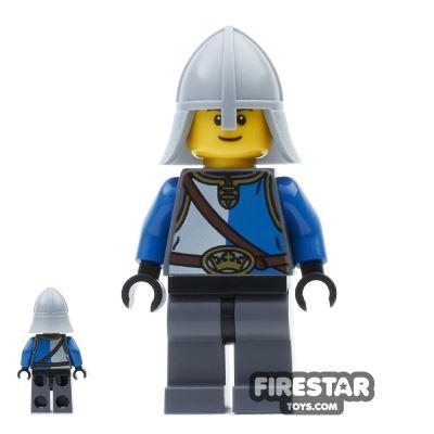 LEGO City Mini Figure - City Square LEGO Store Statue - King's Knight