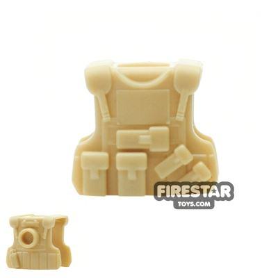 SI-DAN - B20 Tactical Vest - Tan