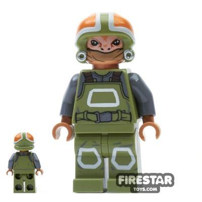 LEGO Star Wars Mini Figure - Resistance Ground Crew