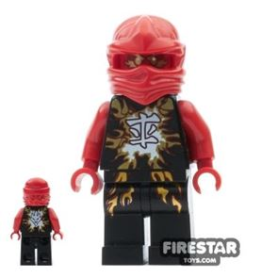 LEGO Ninjago Mini Figure - Kai - Airjitzu