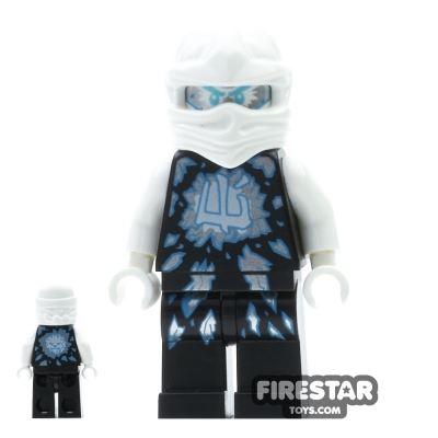 LEGO Ninjago Mini Figure - Zane - Airjitzu