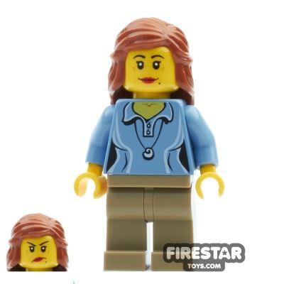 LEGO Ideas - Research Scientist 3