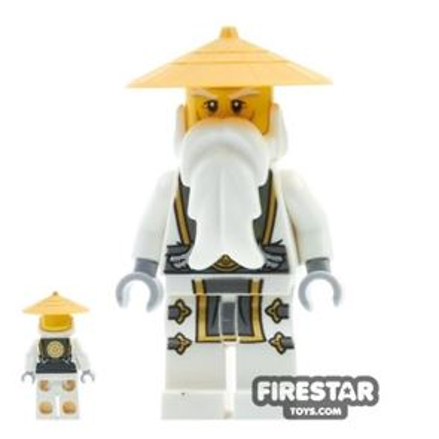 LEGO Ninjago Mini Figure - Master Wu