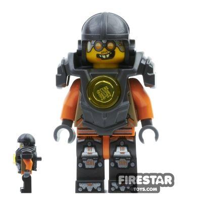 LEGO Ultra Agents Mini Figure - Drillex