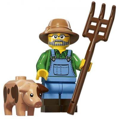 LEGO Minifigures - Farmer