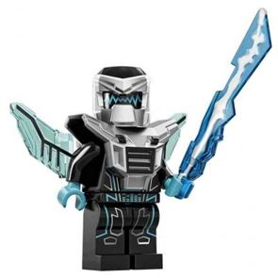 LEGO Minifigures - Laser Mech