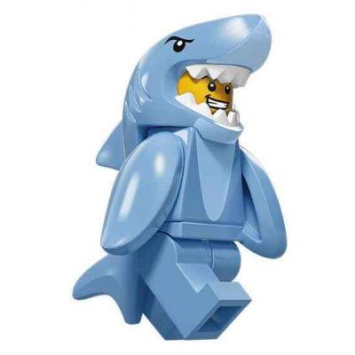 LEGO Minifigures - Shark Suit Guy