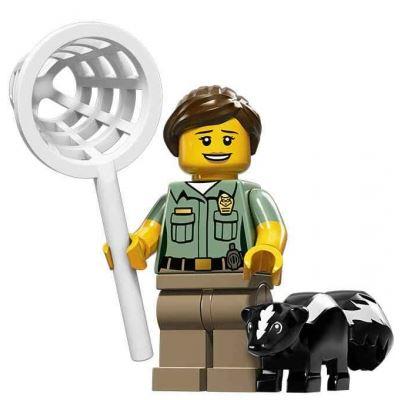 LEGO Minifigures - Animal Control