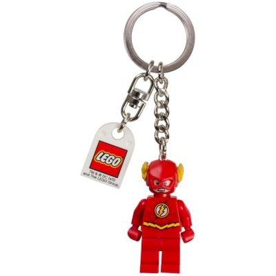 LEGO Key Chain - Super Heroes - Flash